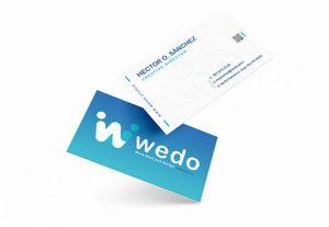 2936Diseño personalizado para tarjetas de presentación