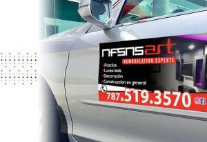 16663Imanes personalizados para automóviles y camiones